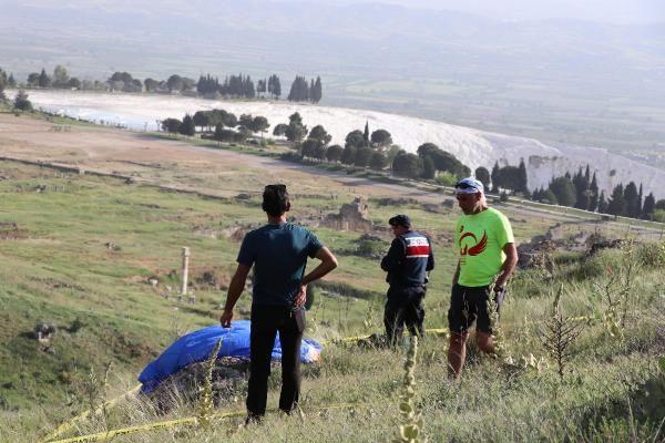 Denizli'de yamaç paraşütü kazası 1 ölü - Sayfa 6