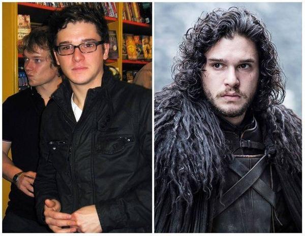 Game of Thrones oyuncularının eski hallerini görmeniz lazım - Sayfa 15