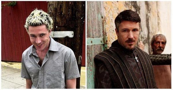 Game of Thrones oyuncularının eski hallerini görmeniz lazım - Sayfa 24