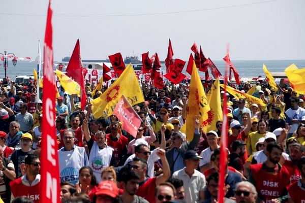 1 Mayıs İşçi ve Emekçiler Bayramı nasıl ortaya çıktı işte Taksim'de kutlanmamasının sebebi - Sayfa 16