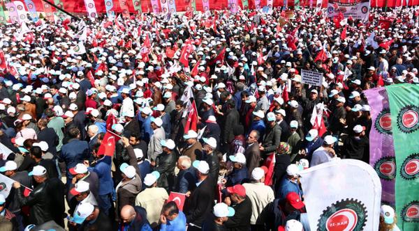 1 Mayıs İşçi ve Emekçiler Bayramı nasıl ortaya çıktı işte Taksim'de kutlanmamasının sebebi - Sayfa 6