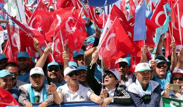 1 Mayıs İşçi ve Emekçiler Bayramı nasıl ortaya çıktı işte Taksim'de kutlanmamasının sebebi - Sayfa 14