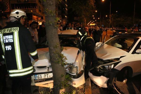 Adıyaman'da 5 aracın karıştığı zincirleme kazada 15 kişi yaralandı - Sayfa 9