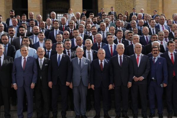 CHP'li 250 belediye başkanından Anıtkabir ziyareti Ekrem İmamoğlu da paylaştı - Sayfa 3