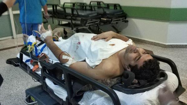 Samsun'da bir kişi karnına saplanan zıpkınla hastaneye kaldırıldı - Sayfa 5