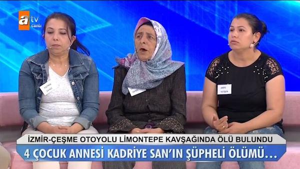 Müge Anlı'da şoke eden cinayet Kadriye San'ı cinler mi öldürdü? - Sayfa 4