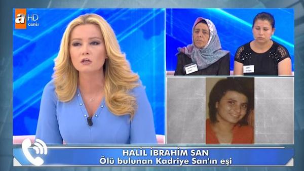 Müge Anlı'da şoke eden cinayet Kadriye San'ı cinler mi öldürdü? - Sayfa 7