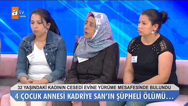 Müge Anlı'da şoke eden cinayet Kadriye San'ı cinler mi öldürdü? - Sayfa 5