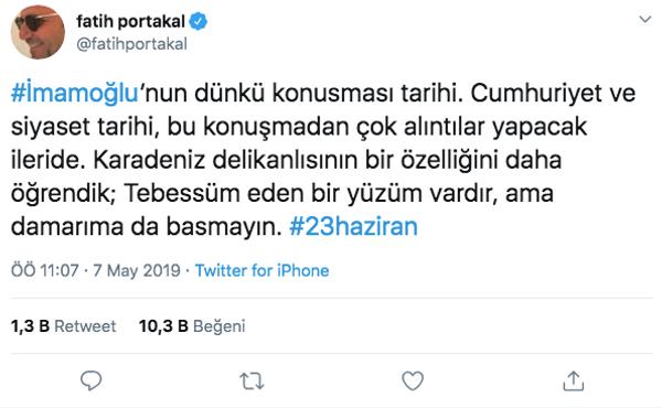 Fatih Portakal YSK karar anına sevindi Fox Ana Haber'de büyük mutluluk - Sayfa 6