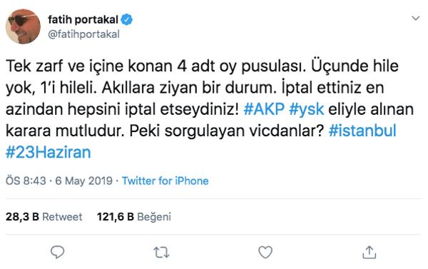 Fatih Portakal YSK karar anına sevindi Fox Ana Haber'de büyük mutluluk - Sayfa 5