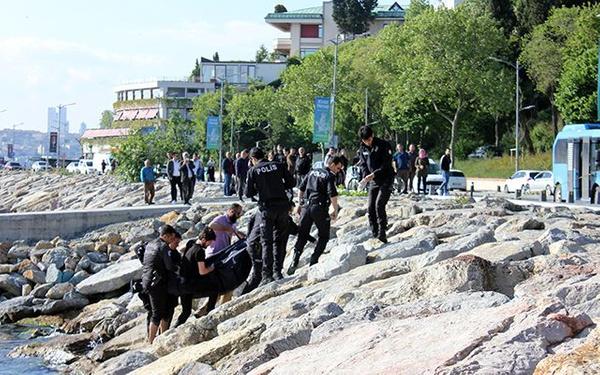 İstanbul Üsküdar sahilinde erkek cesedi bulundu - Sayfa 10