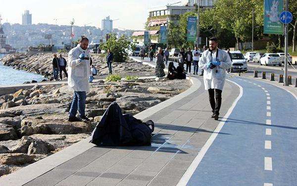İstanbul Üsküdar sahilinde erkek cesedi bulundu - Sayfa 13