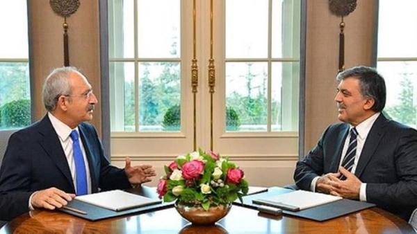 Abdullah Gül ve Kemal Kılıçdaroğlu'nun gizli görüşmesinin görüntüleri - Sayfa 3