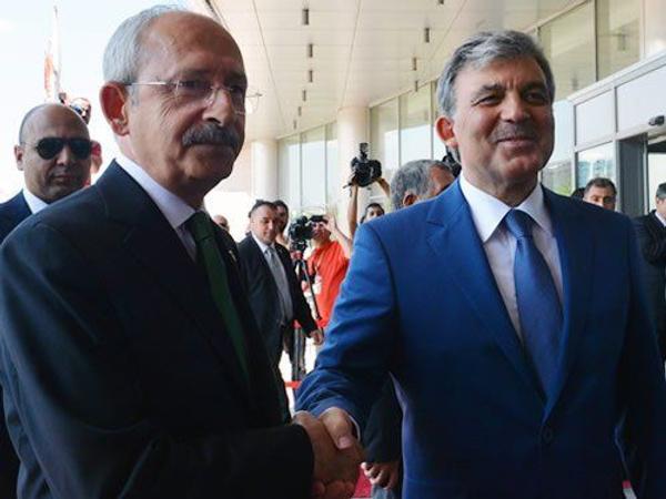 Abdullah Gül ve Kemal Kılıçdaroğlu'nun gizli görüşmesinin görüntüleri - Sayfa 1
