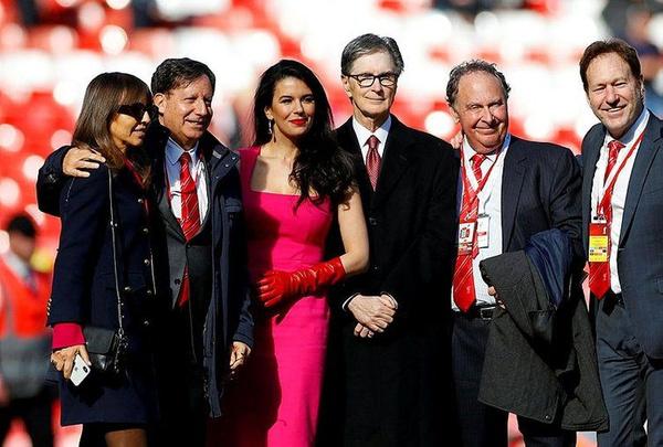 Sahadaki esmer güzeli Liverpool'un sahibi John Henry'nin eşi çıktı! - Sayfa 11