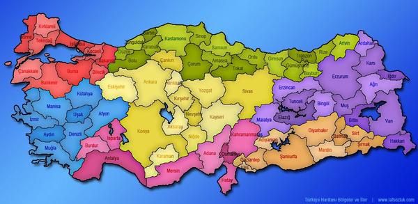 Türkiye'de il olmaya aday ilçeler! 25 ilçe listelendi - Sayfa 1