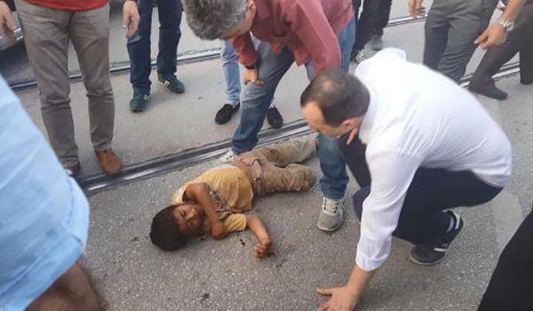 Bursa'da oğlu kaza geçiren babanın hareketleri şaşırttı - Sayfa 1