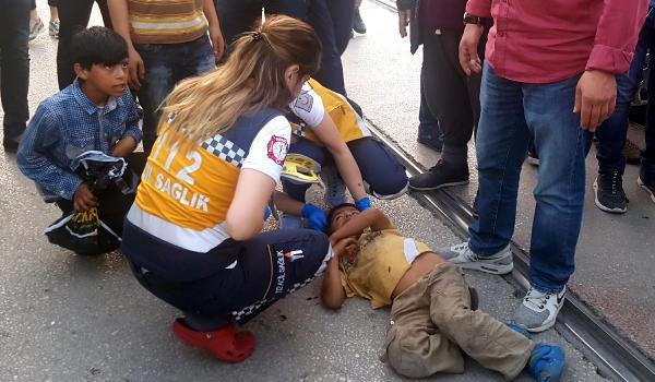 Bursa'da oğlu kaza geçiren babanın hareketleri şaşırttı - Sayfa 2