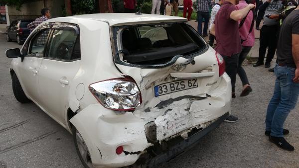 Kocaeli'de midibüsün freni boşaldı 11 araç birbirine girdi - Sayfa 3