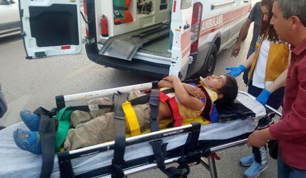 Bursa'da oğlu kaza geçiren babanın hareketleri şaşırttı - Sayfa 4