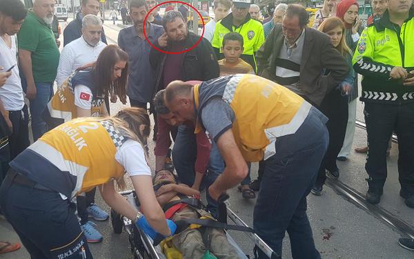 Bursa'da oğlu kaza geçiren babanın hareketleri şaşırttı - Sayfa 5