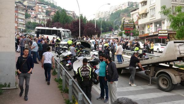 Kocaeli'de midibüsün freni boşaldı 11 araç birbirine girdi - Sayfa 7
