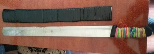 Kütahya'da korkunç görüntüler Döner bıçağı ile saldırdı - Sayfa 1