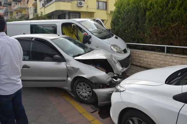 Denizli'de mahalleliyi ayağı kaldıran trafik kazası - Sayfa 2