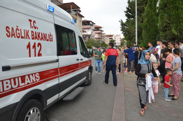 Denizli'de mahalleliyi ayağı kaldıran trafik kazası - Sayfa 3