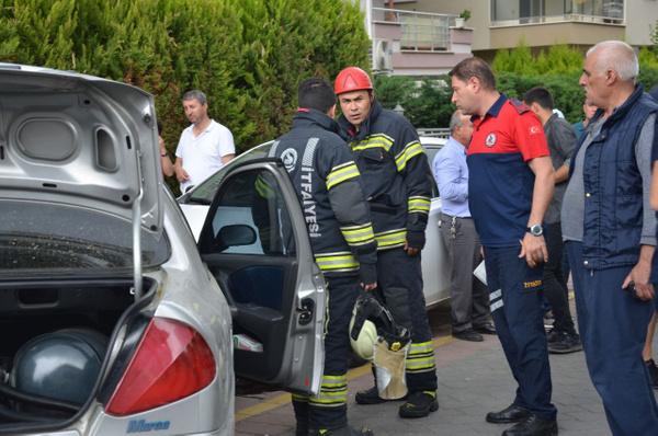 Denizli'de mahalleliyi ayağı kaldıran trafik kazası - Sayfa 4