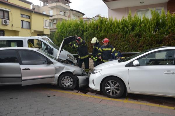 Denizli'de mahalleliyi ayağı kaldıran trafik kazası - Sayfa 6