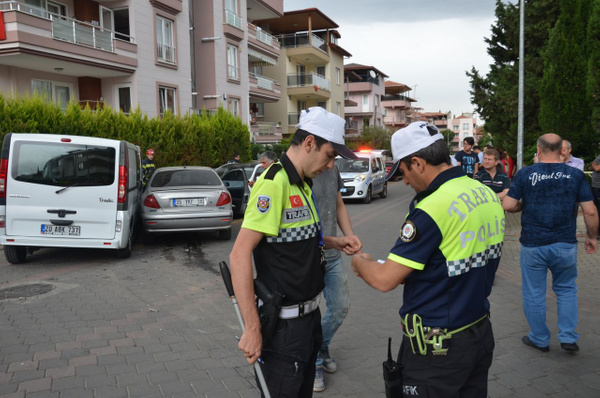 Denizli'de mahalleliyi ayağı kaldıran trafik kazası - Sayfa 7