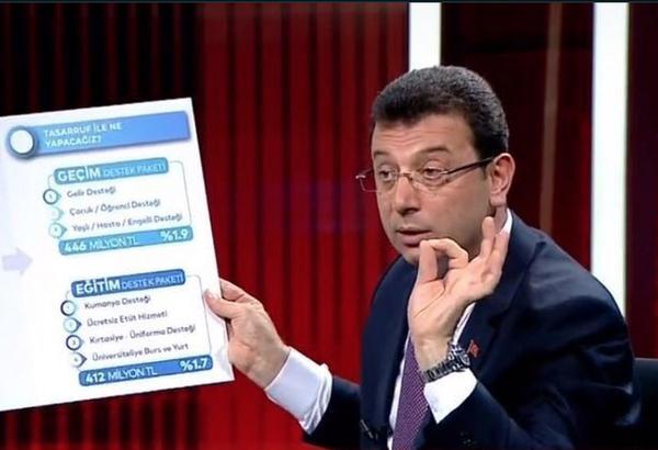 Kesin bilgi diyor! Ekrem İmamoğlu Ahmet Hakan yayınıyla ilgili iddia! - Sayfa 6