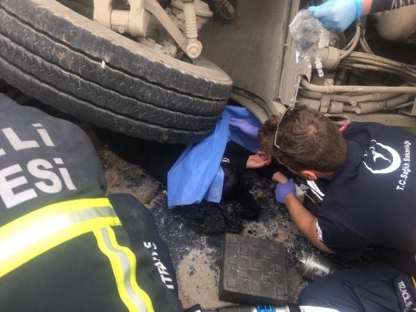 Kocaeli'de halk otobüsü devrildi 6 yaralı - Sayfa 3