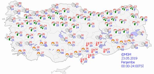 Meteorolojiden Ege, Akdeniz ve Marmara için flaş uyarı - Sayfa 5