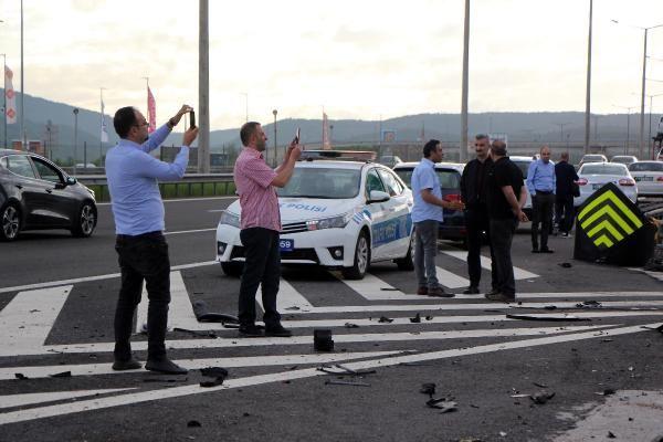 Bolu'da TIR'a çarpan lüks araç hurdaya döndü 1 ölü 1 yaralı - Sayfa 3