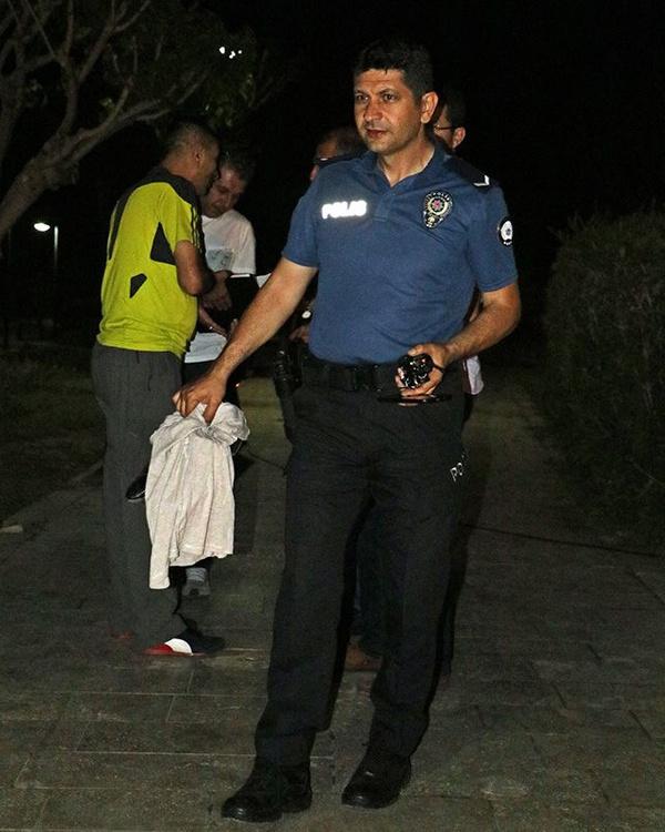 Antalya Düden Şelalesi'nde polisi alarma geçiren olay - Sayfa 4