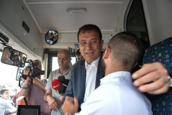 Ekrem İmamoğlu özel halk otobüsü şoförleriyle bir araya geldi - Sayfa 7
