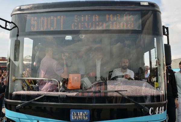 Ekrem İmamoğlu özel halk otobüsü şoförleriyle bir araya geldi - Sayfa 5
