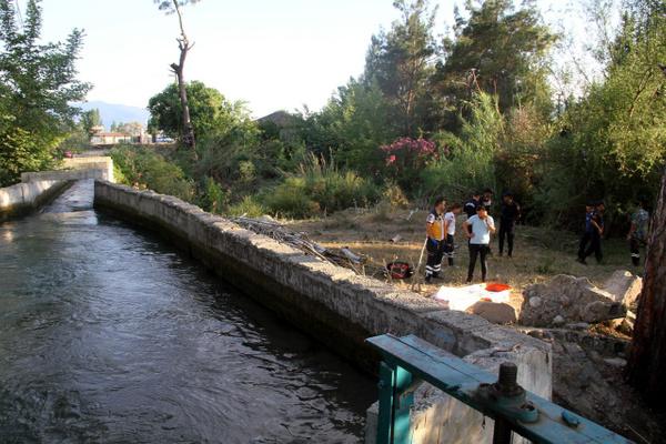 Muğla'da 9 yaşındaki çocuk sulama kanalında boğuldu - Sayfa 6
