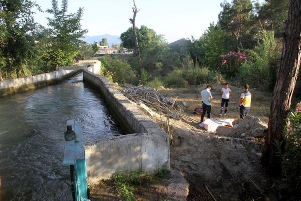 Muğla'da 9 yaşındaki çocuk sulama kanalında boğuldu - Sayfa 7