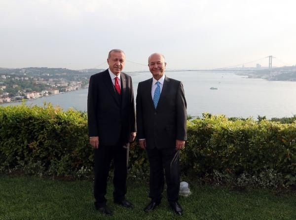 Erdoğan Irak Cumhurbaşkanı Berham Salıh'i ile görüştü - Sayfa 2