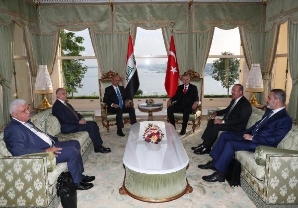 Erdoğan Irak Cumhurbaşkanı Berham Salıh'i ile görüştü - Sayfa 3