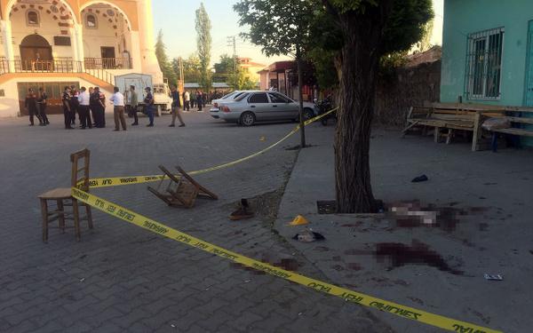 Niğde'de silahlı çatışma 2 ölü 8 yaralı - Sayfa 4