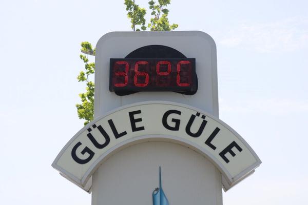 İstanbul'da 69 yılın mayıs ayı sıcaklık rekoru kırıldı - Sayfa 2