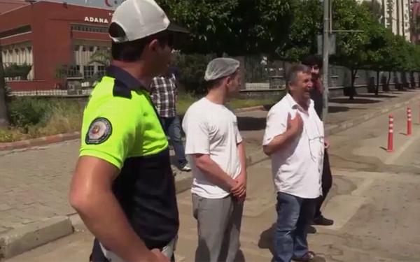 Adana polisinden sürücüye empati cezası - Sayfa 5