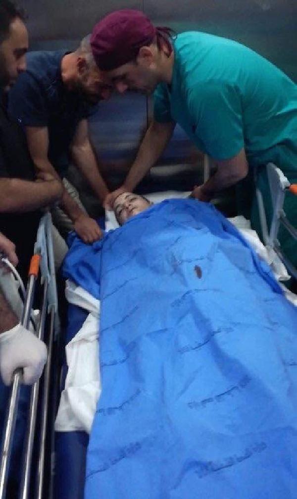 İsrail askerleri Mescid-i Aksa'ya girmeye çalışan çocuğu öldürdü - Sayfa 4