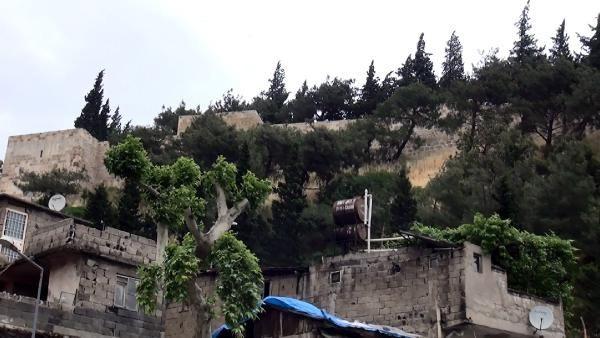 Kahramanmaraş'ta bir kişi tarihi kalede intihar etti - Sayfa 1