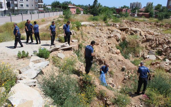 Antalya'da hafriyat çukurunda şüpheli ölüm - Sayfa 3