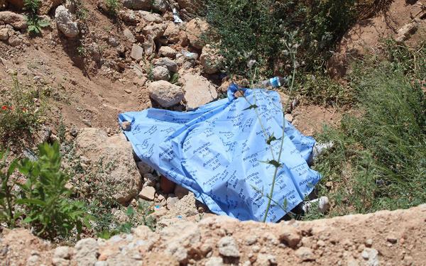 Antalya'da hafriyat çukurunda şüpheli ölüm - Sayfa 4